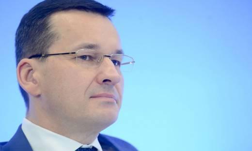 Premier zaprezentował dodatkowe obostrzenia. Będzie program wsparcia dla firm