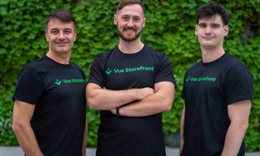 Vue Storefront z rekordową rundą A. Startup pozyskał 69 mln zł