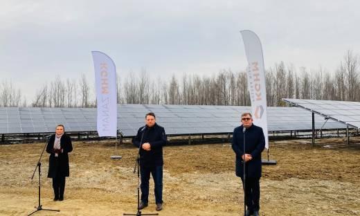 Fotowoltaika 4.0. Ruszyła pierwsza w Polsce elektrownia w nowej technologii