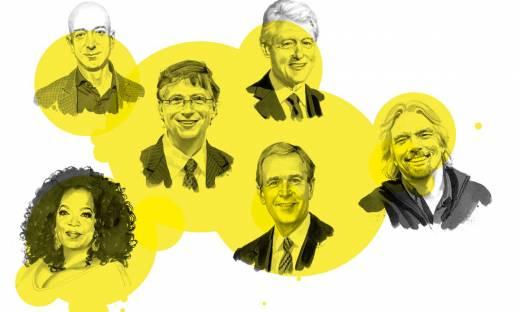 Być przywódcą. Jakie wskazówki dają w wywiadach najsłynniejsi światowi przedsiębiorcy?