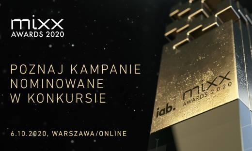 Kto zwycięży w digitalu? 56 nominacji do IAB MIXX Awards 2020