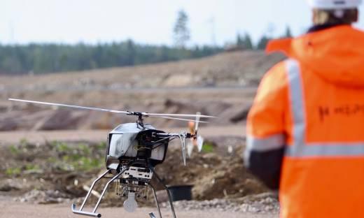 SpeedUp Energy Innovation inwestuje w estońskie drony inspekcyjne HEPTA