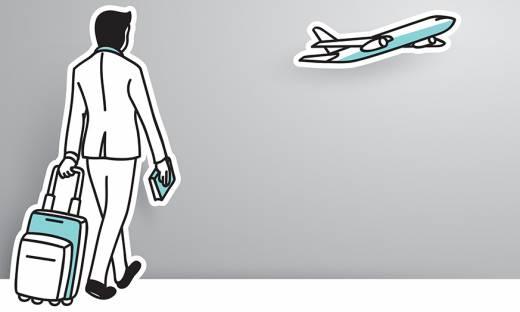 Podatki z podróży