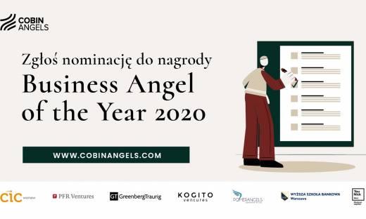 Business Angel of the Year: poszukiwania Anioła Biznesu 2020