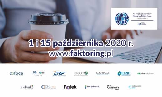 XI Międzynarodowy Kongres Faktoringu – edycja online
