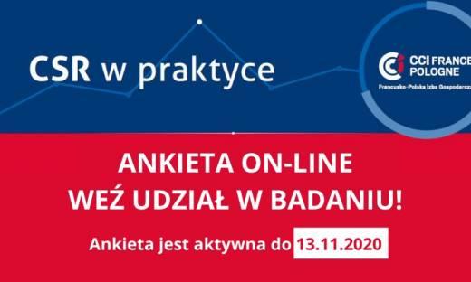 Weź udział w badaniu na temat CSR w Polsce – ankieta on-line