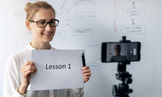 Nauka przedsiębiorczości w 5 krokach