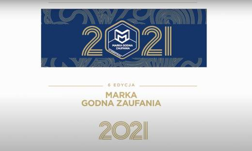 Marka Godna Zaufania 2021. 29 kwietnia wielki finał badania