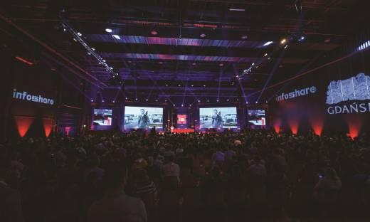 Nadchodzi Infoshare 2020 - największe europejskie spotkanie wiedzy i biznesu