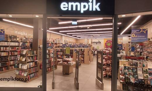 Empik wraca do części centrów handlowych