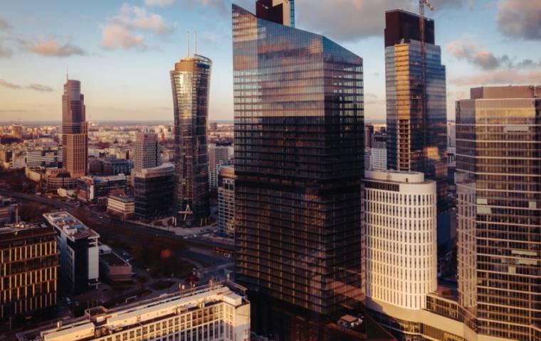 Booksy otworzy biuro w jednym z najwyższych wieżowców w Warszawie