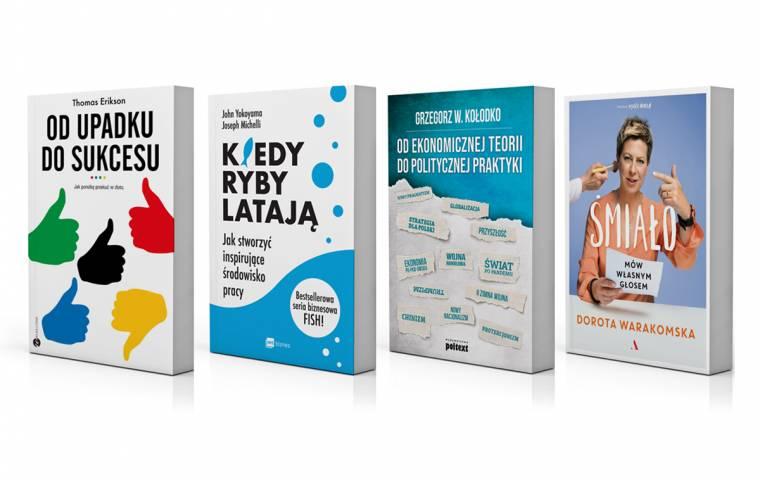 Przejąć stery kariery - książki dla przedsiębiorców