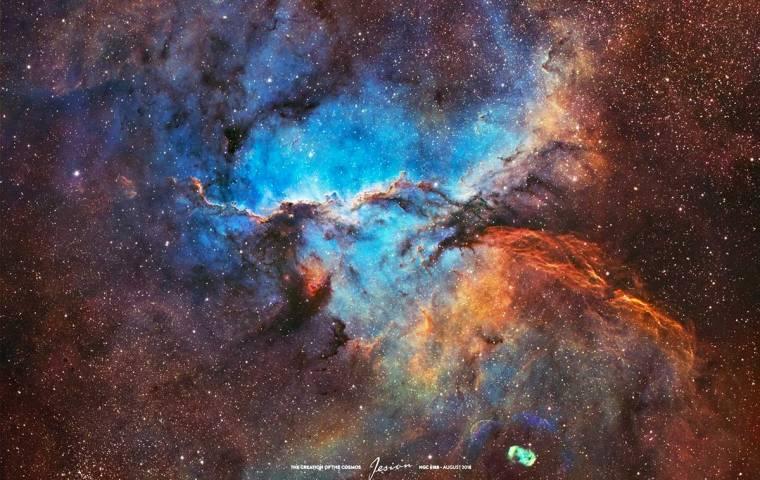Kosmos z drukarki. Najdroższe wydruki zdjęć kosmosu kosztują nawet kilkanaście tysięcy złotych