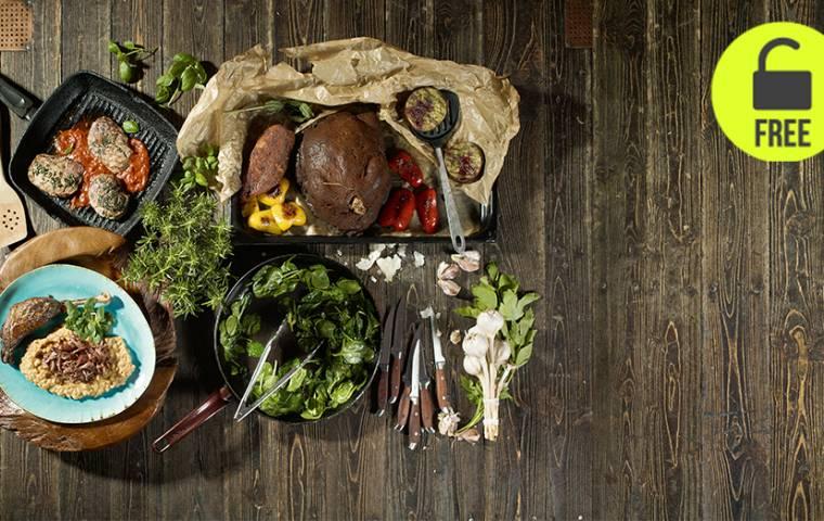 Poszukiwacze staropolskich smaków