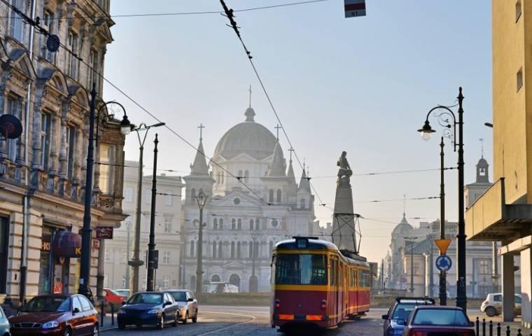 Mocny wzrost inwestycji w Łodzi