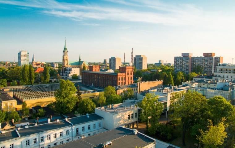 Biznes w polskich miastach. Łódź 2020