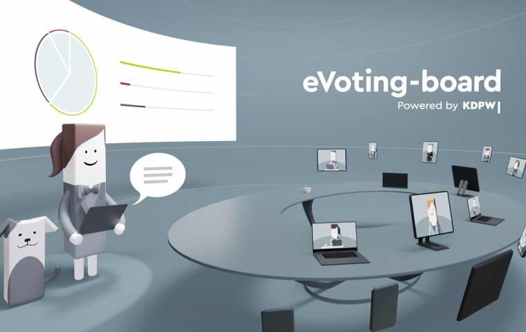 eVoting-board: KDPW digitalizuje głosowania