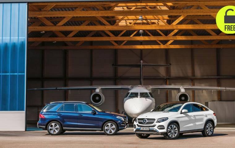 SUV jak smartfon i samolot