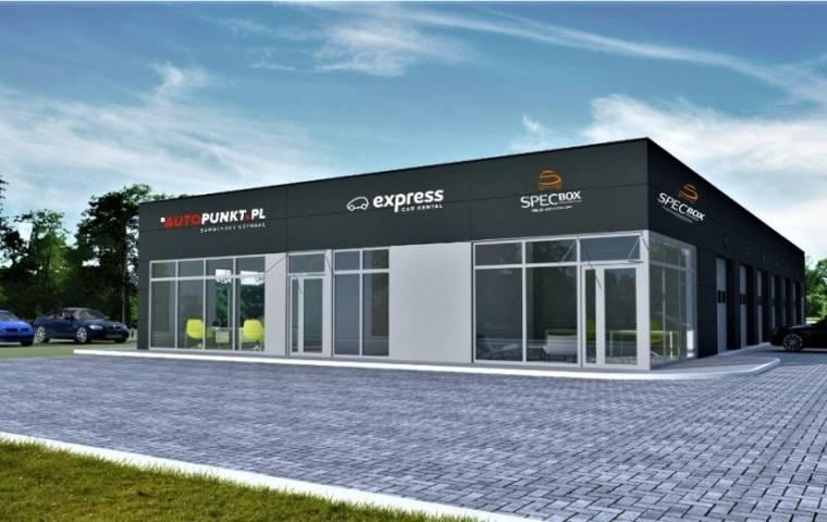 Express Car Rental inwestuje w bazę logistyczną