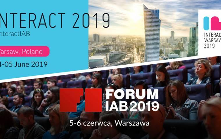 Prelegenci Interact i Forum IAB poszukiwani