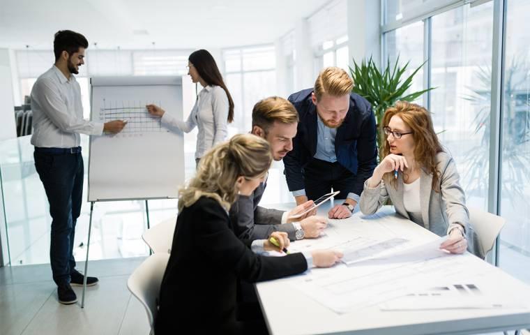 Zwiększenie efektywności realizacji projektów w firmach. Akademia przedsiębiorczości