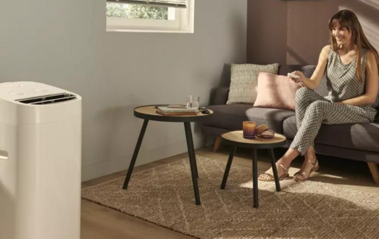 Klimatyzator przenośny zyska popularność przez home office