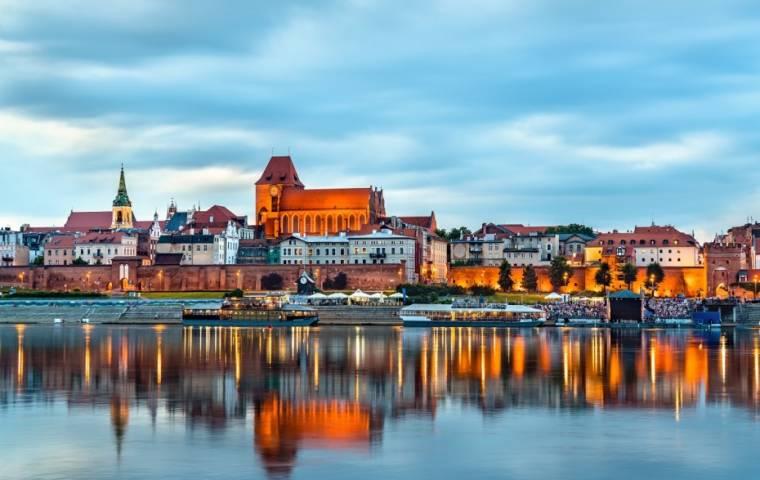 Biznes w polskich miastach. Toruń 2020