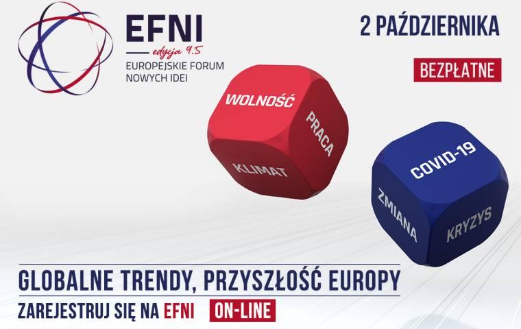 EFNI - edycja 9 i pół: W jakim świecie będziemy żyli po pandemii
