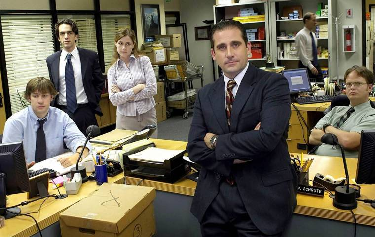 """The Office"" najchętniej oglądanym serialem. ""To idealny serial na czas pandemii"""