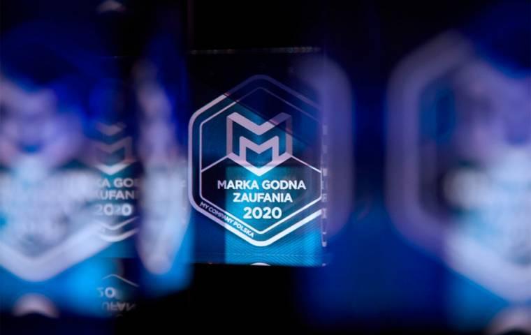 Marka Godna Zaufania 2020. Czołówka trzyma się mocno