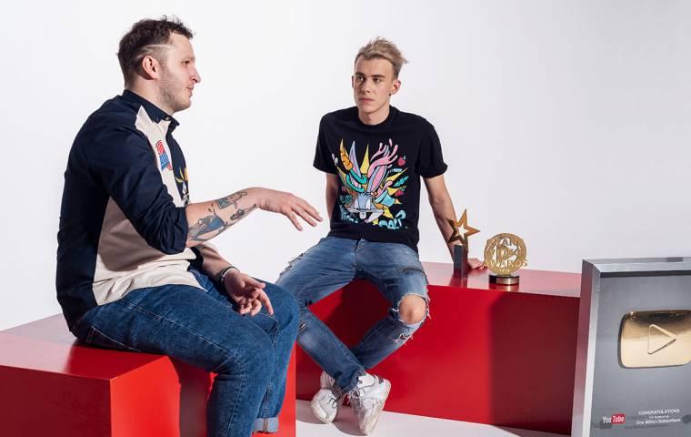 Wywiad z Blowkiem, najpopularniejszym polskim youtuberem: Pierwszy milion zarobiłem po trzech latach