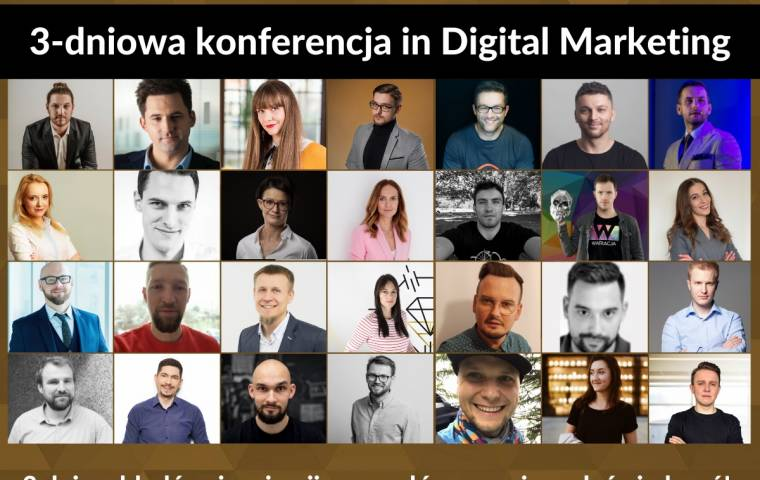 Już za dwa dni rusza In Digital Marketing Conference