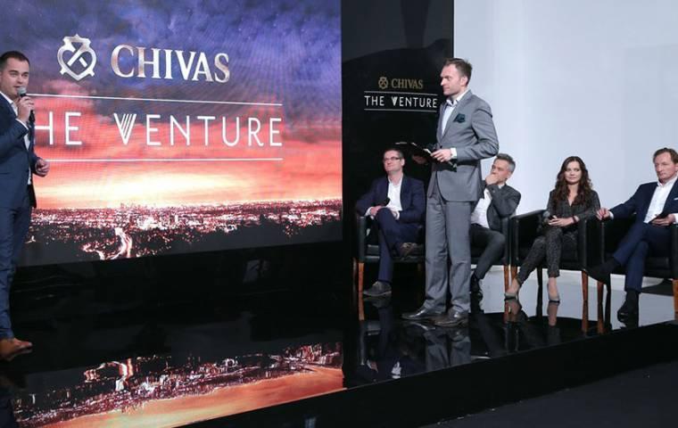 The Venture – globalny projekt dla start-upów z budżetem 1 mln dolarów