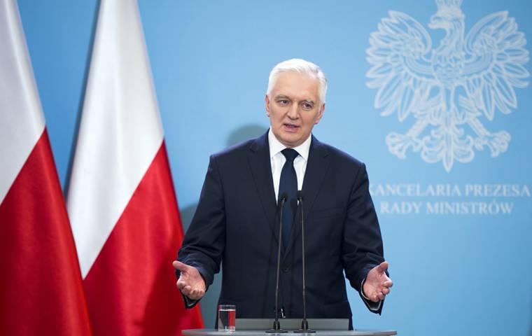 Jarosław Gowin: Pracujemy nad instrumentami wsparcia dla branży motoryzacyjnej