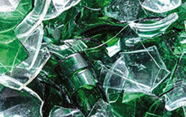 Rekordowy recykling szkła w UE