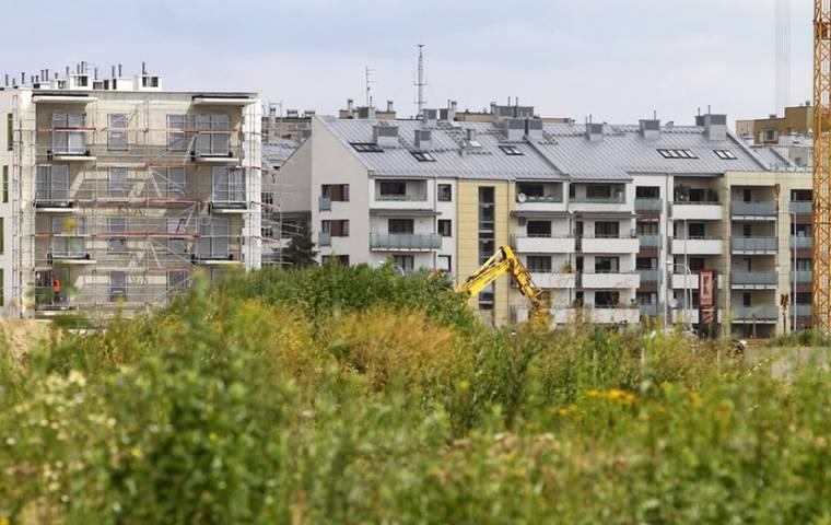 GUS: w ciągu trzech kwartałów oddano więcej mieszkań niż przed rokiem
