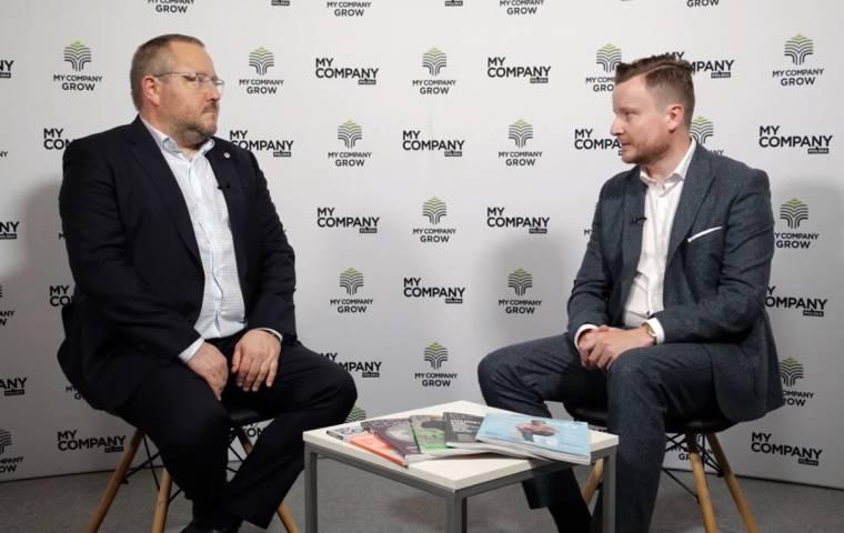 W jaki sposób Huawei wspiera startupy? Wywiad z Ryszardem Hordyńskim
