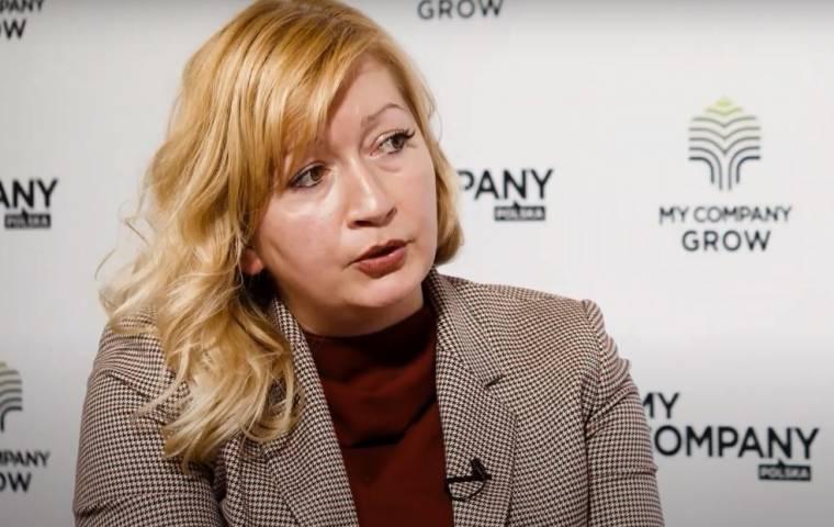 Nadciąga koniec branży BPO/SSC w Polsce? Aleksandra Durzyńska-Prochowska, szefowa Fujitsu GDC Polska