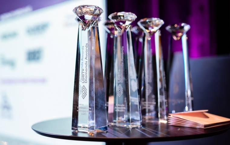 Przyznano nagrody LGBT+ Diamonds Awards 2021. Zobacz listę laureatów