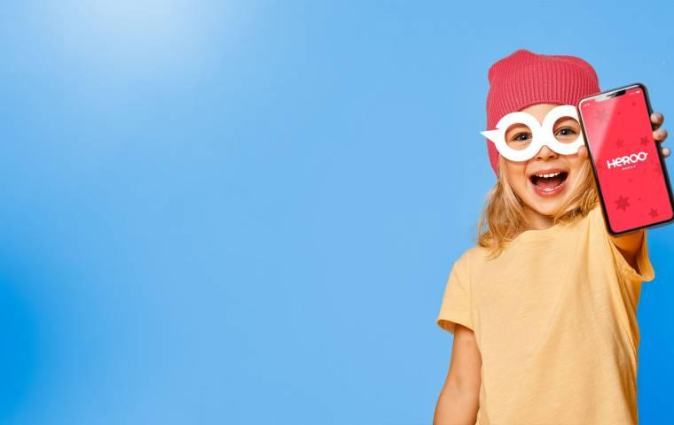 Heroo Mobile to pierwsza telefonia komórkowa dla dzieci. Abonament już od 9 zł