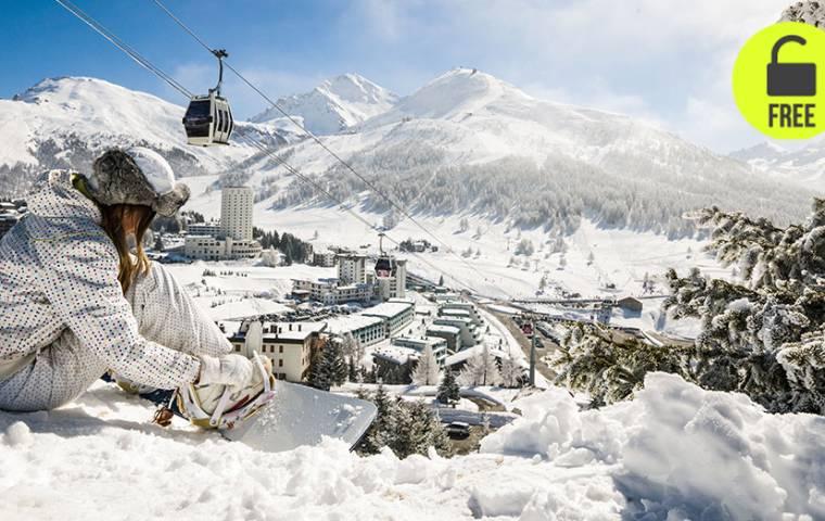 10 wyjątkowych miejsc na narty