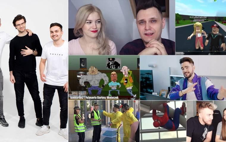 50 najpopularniejszych YouTuberów