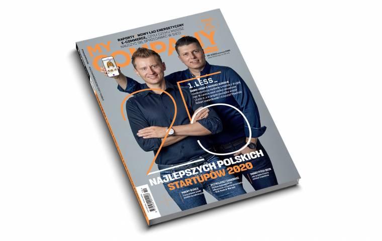 5 lat My Company Polska! Nowy numer już w sprzedaży