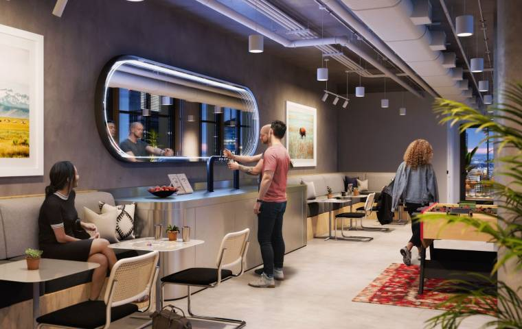 WeWork uruchamia kolejne biuro dla startupów. Numer 5 w Warszawie