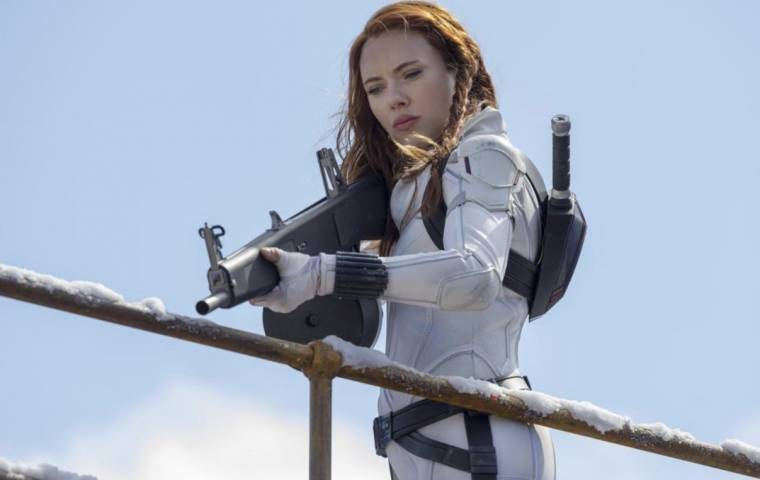 Black Widow osiąga rekord finansowy na Disney+