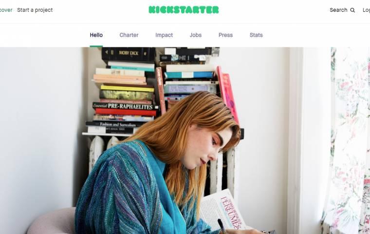 """Kickstarter to już prawie """"sklep"""" nowych projektów"""