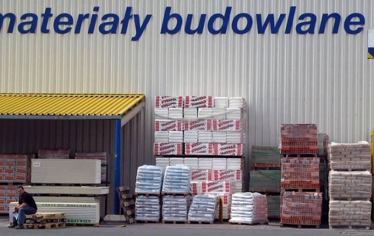 Klienci zza wschodniej granicy najchętniej kupują w Polsce materiały budowlane