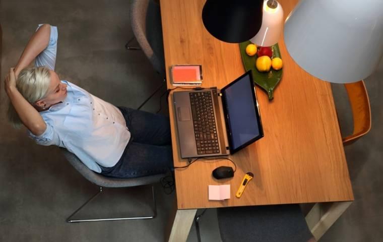 Home office. Jak pracować z domu?