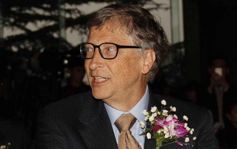 Bill Gates i reputacja, która wisi na włosku