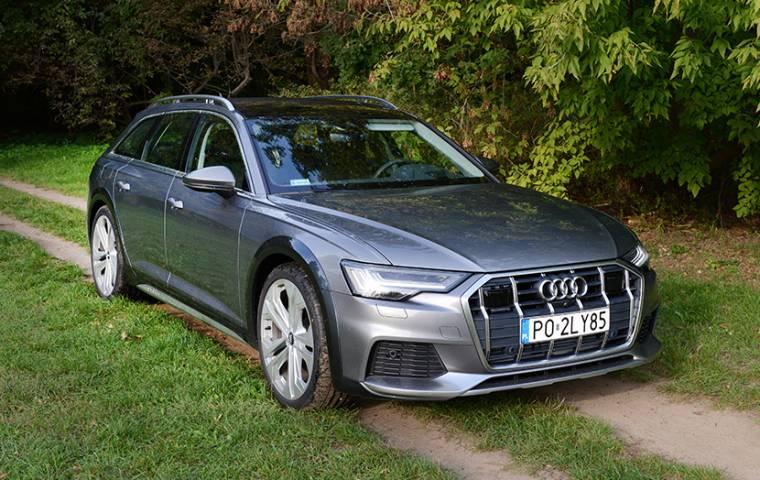 Auto test. Audi A6 Allroad, czyli kombi w teren
